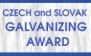 CZECH and SLOVAK GALVANIZING AWARD
